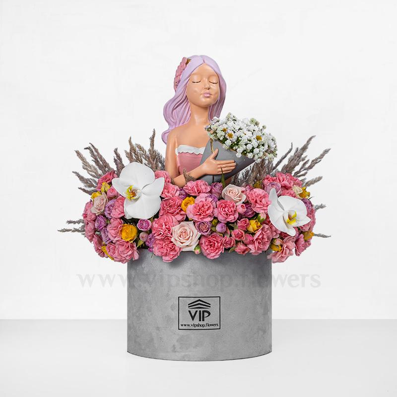 جعبه گل شماره 75