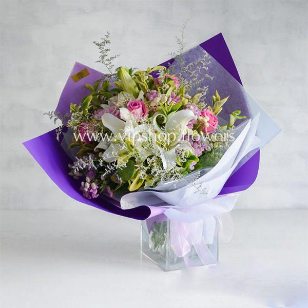 دسته گل شماره ۱۸