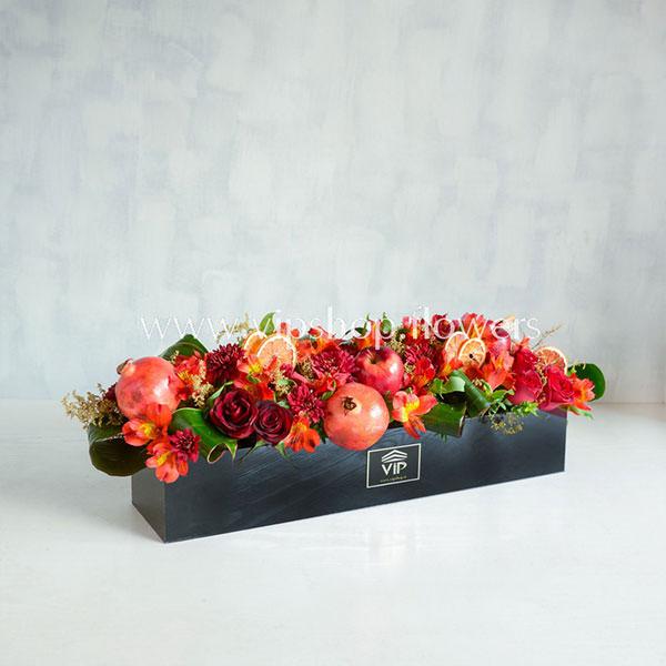 گل شب یلدا ۰۴