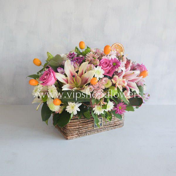 گل شب یلدا ۰۷