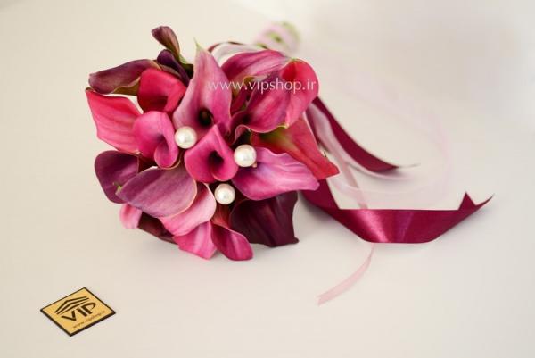 دسته گل عروس شماره ۰۱