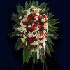 تاج گل پایه دار شماره ۱۷