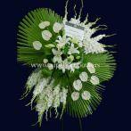تاج گل پایه دار شماره ۲۳