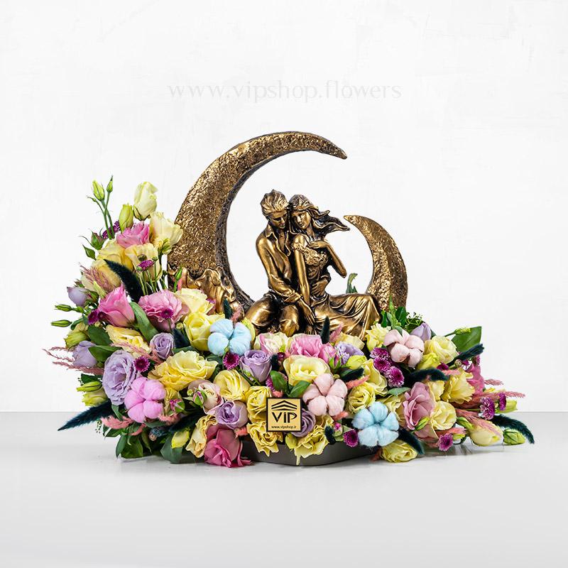 جعبه گل شماره 54