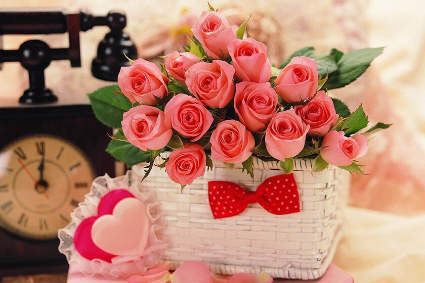گل های