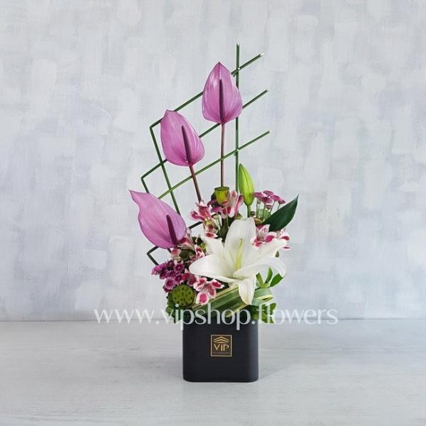 خرید گل در منظریه- گلفروشی آنلاین VIP Shop