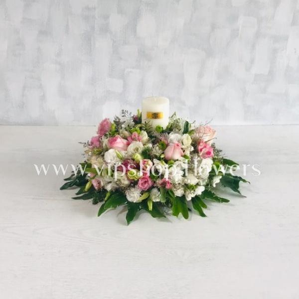 گل رومیزی مناسب سالگرد ازدواج