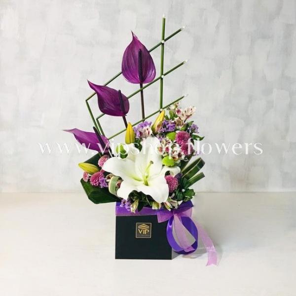جعبه گل شماره 98