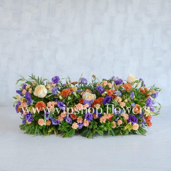 گل رومیزی نمایشگاه- گلفروشی آنلاین VIP Shop