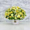 سبد گل شماره 106-گلفروشی آنلاین VIP Shop