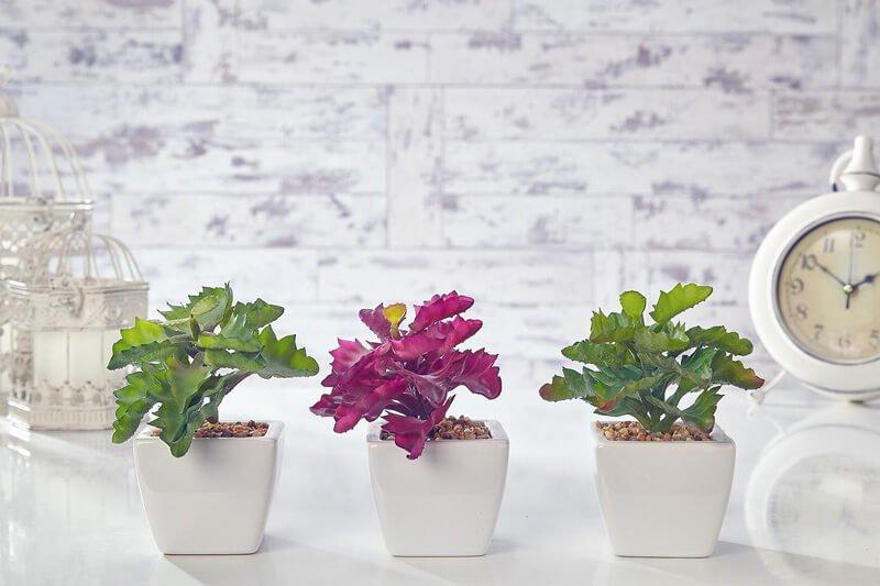 گل مصنوعی برای تزئین خانه