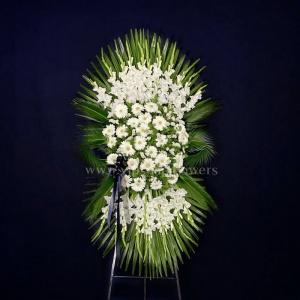 تاج گل شماره 46- گلفروشی آنلاین VIP Shop