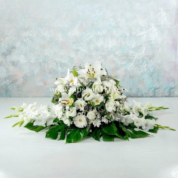 گل ترحیم - گلفروشی آنلاین VIP Shop