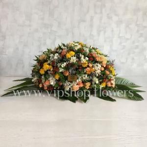 گل رومیزی تبریک شماره 9