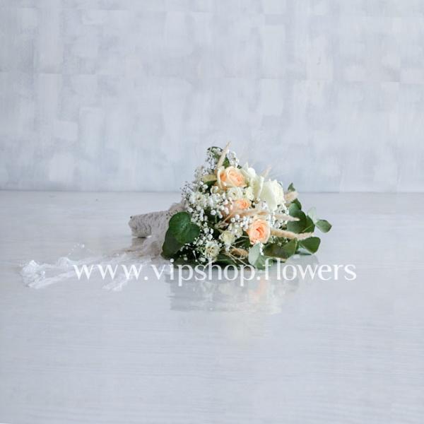 دسته گل عروس شماره 14