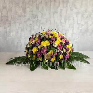 گل رومیزی تبریک شماره 12