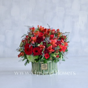 جعبه گل شماره 129