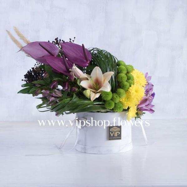 جعبه گل شماره 140
