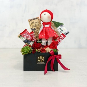 خرید هدیه روز ولننتاین- گلفروشی آنلاین VIP Shop