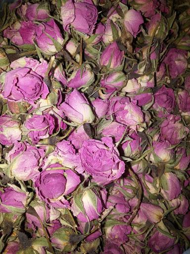 گل سرخ ، خواص گل سرخ ،گل محمدی