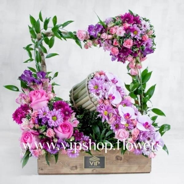 جعبه گل شماره 146