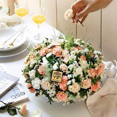 گل رومیزی- گلفروشی آنلاین VIP Shop