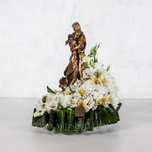گل و مجسمه ایستاده و لوکس ارکیده - گلفروشی آنلاین VIP Shop