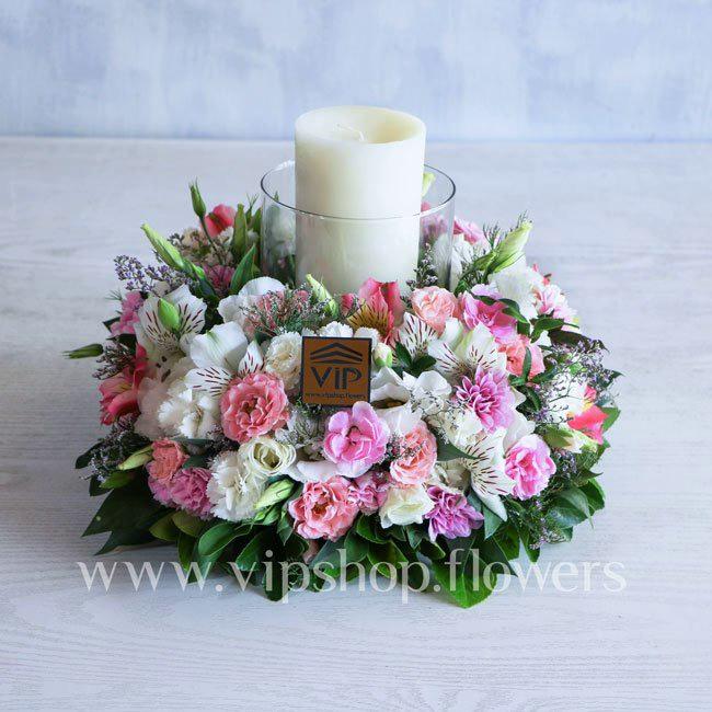 خرید گل رومیزی