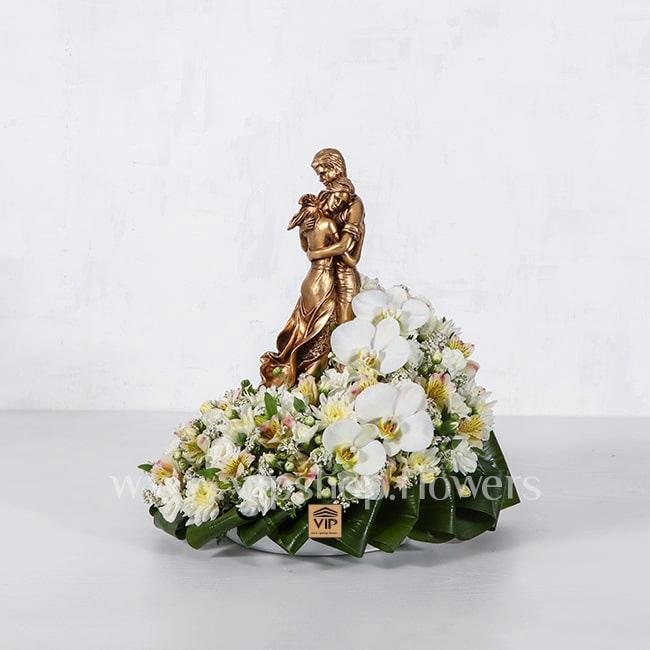 گل رومیزی سالگرد ازدواج