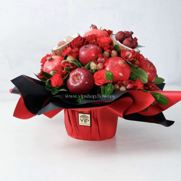باکس گل و میوه